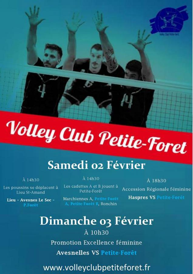 Week-End Du 02/03 Fev