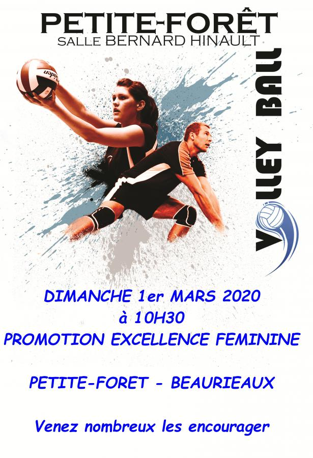PROGRAMME CE WEEK END DU 1er MARS