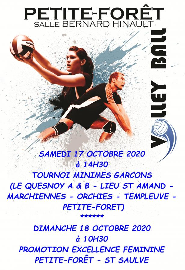 PROGRAMME DU WEEK END 17-18 OCTOBRE AU V.C.P.F