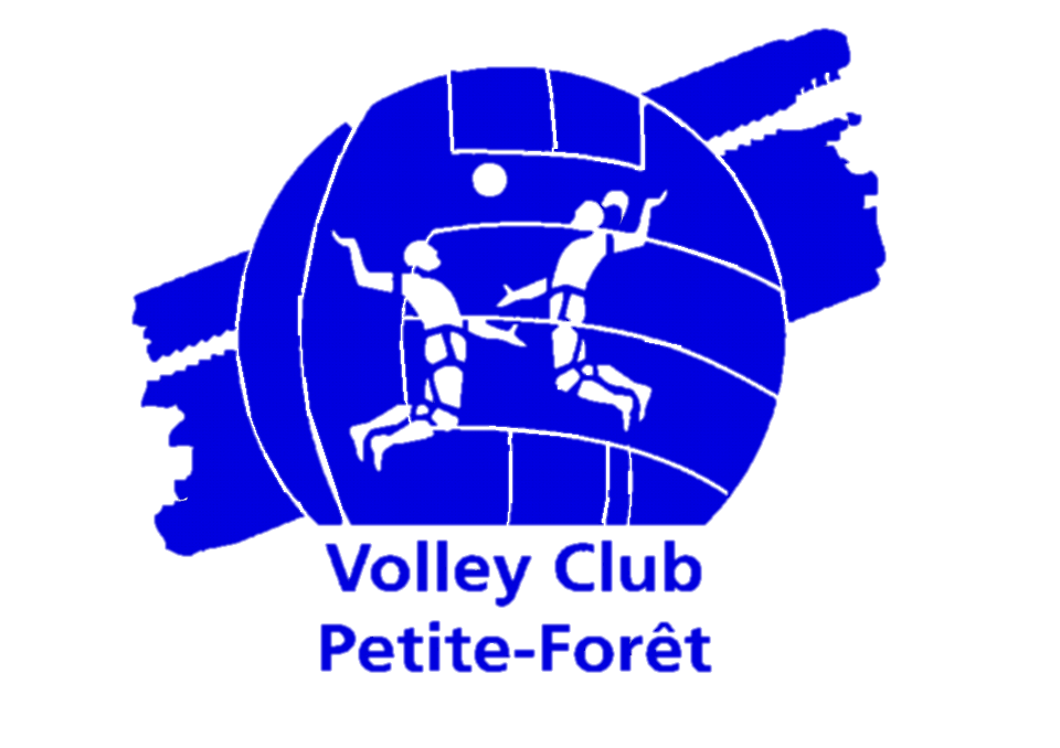 Logo Volley club Petite-Forêt